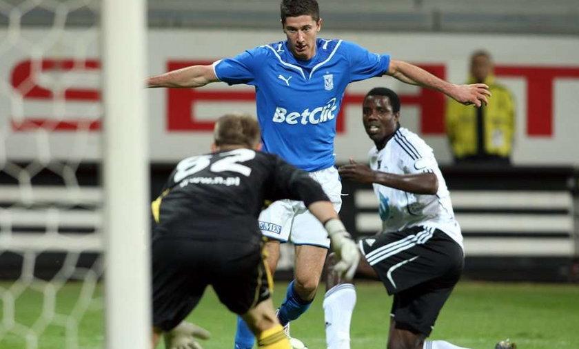 W Lechu piłkarze się kłócą