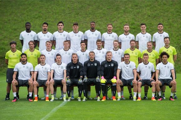 Fudbalska reprezentacija Nemačke