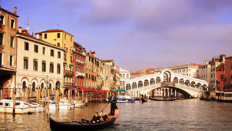Najdroższy Sylwester w Wenecji i w Dolomitach