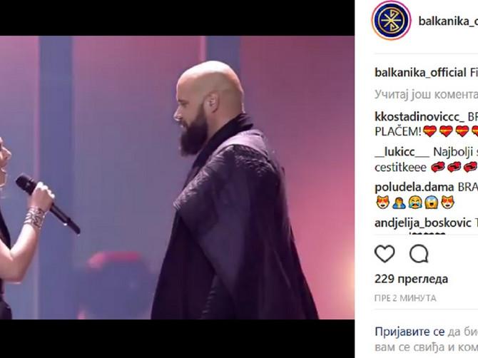 Srbija slavi: Idemo u finale!