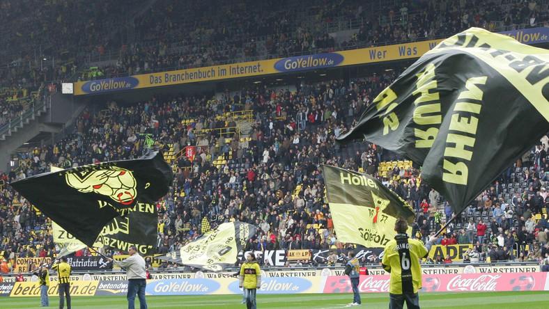 Borussia sprzedaje murawę ze swojego stadionu