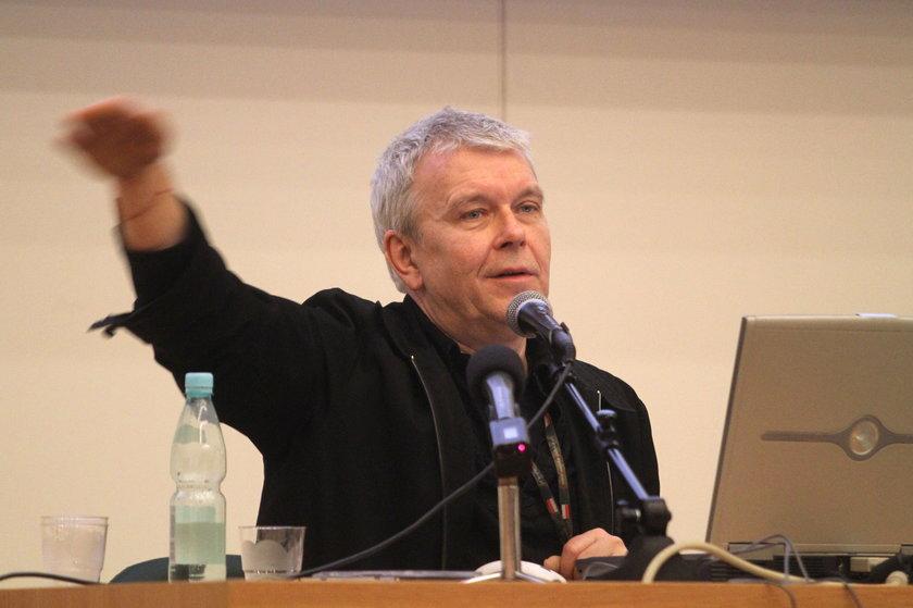Zbigniew Rybczyński luty 2011