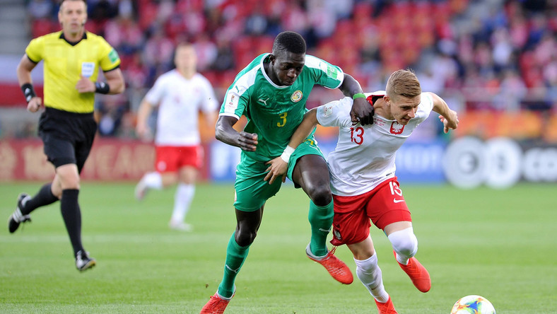 5284e4ddae9367 Senegal – Polska: wynik i relacja z meczu mistrzostw świata U20 ...