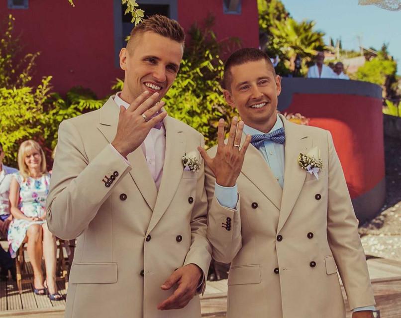 Para Gejów Próbowała Zarejestrować ślub W Polskim Urzędzie