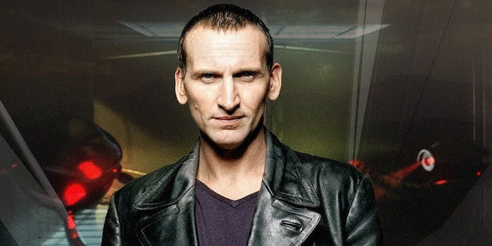 "Christopher Eccleston – ""Doctor Who"""