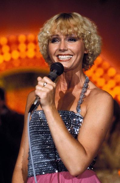Helena Vondráčkova w 1975 roku