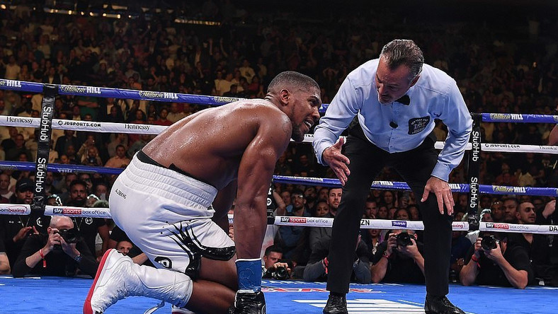 Nigerians are in disbelief following Anthony Joshua's shock loss to Ruiz Jr  (Kevin Quigley/Daily Mail)