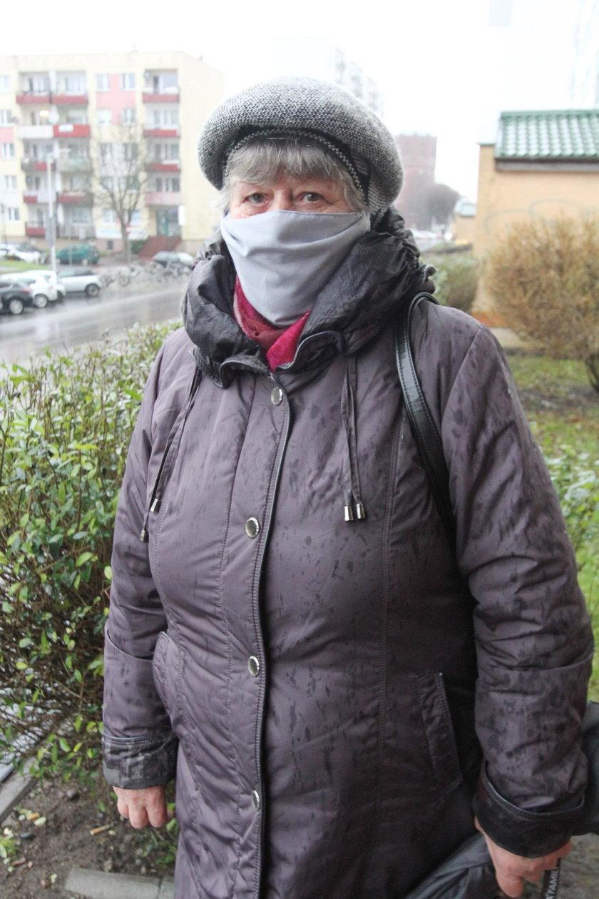 Genowefa Klimorowska z Kołobrzegu
