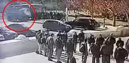 Jest nagranie z zamachu w Jerozolimie. FILM OD 18 LAT