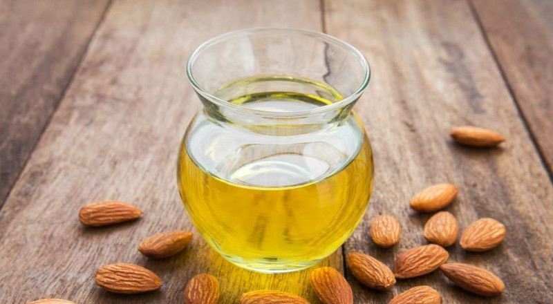 Almond oil treats skin irritation and here's how to make the wonder oil