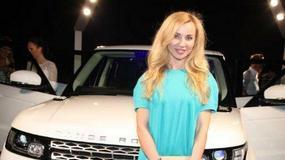 Kwaśny, Kopania i Włodarczyk na premierze Range Rovera Sport