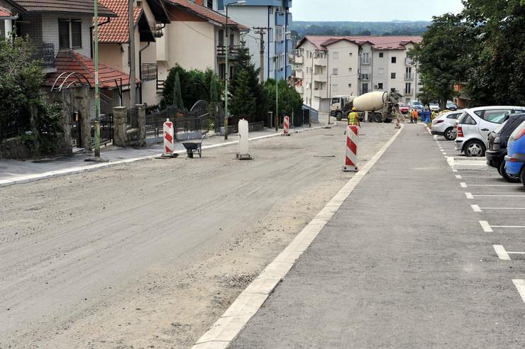ulica lazarevac