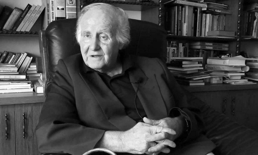Nie żyje dr Leszek Allerhand. Był lekarzem polskiej kadry olimpijskiej