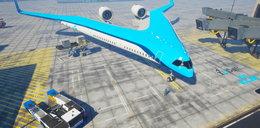 Pasażerowie tego samolotu będą siedzieć w skrzydłach!
