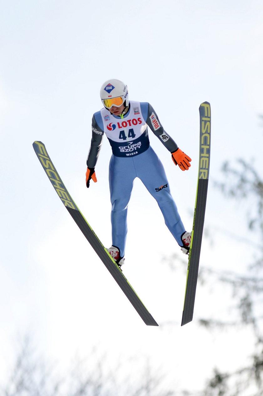 Niesamowity skok Stocha w Wiśle!