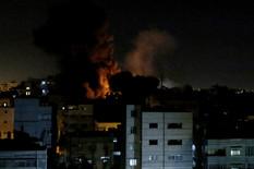 Izrael, pojas Gaze, napad