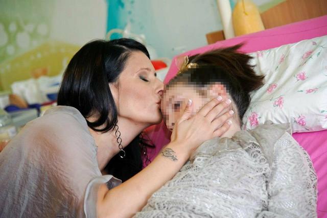Bojana Mirosavljević sa ćerkom Zojom