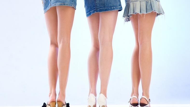 Spódnica 100 proc. seksapilu i mniej o 10 kilogramów Moda