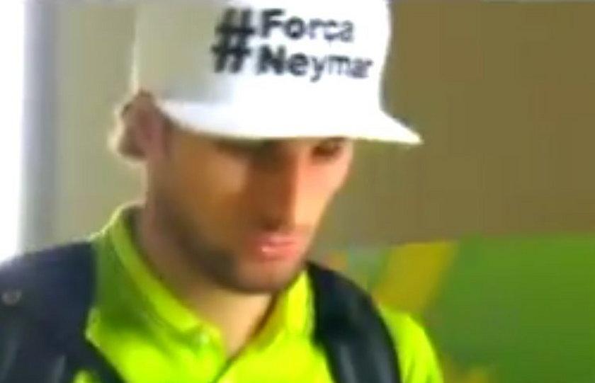 Tak Neymar wracał do zdrowia!