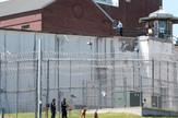 Policajci ispred zatvora Danemora