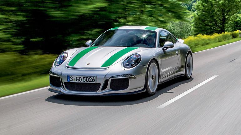 Porsche 911 R – mniej znaczy więcej | TEST
