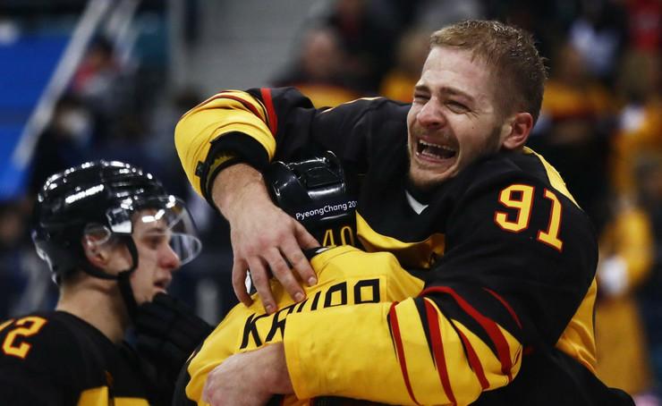 Hokejaška reprezentacija Nemačke