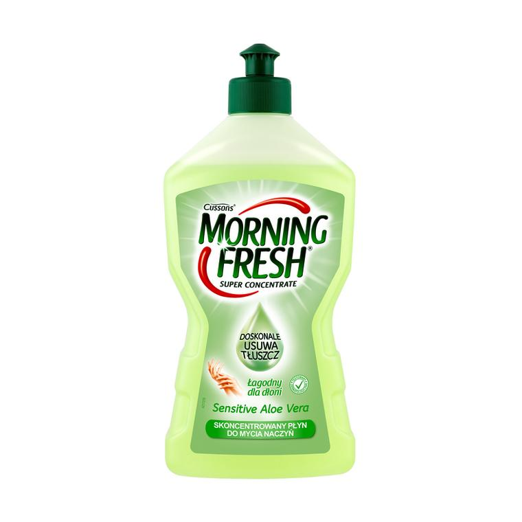 Morning Fresh Sensitive Aloe Vera 450 ml