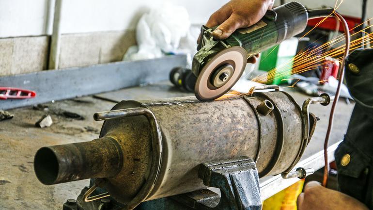Filtr cząstek może zniszczyć turbosprężarkę!