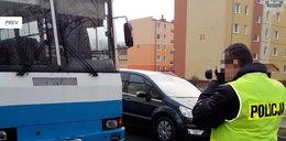 72-letnia kobieta wpadła pod autobus!