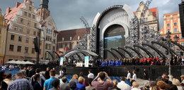 Wrocławianie świętowali kanonizacje Jana Pawła II
