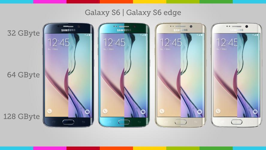 Test Samsung Galaxy S6 Und Galaxy S6 Edge Techstage