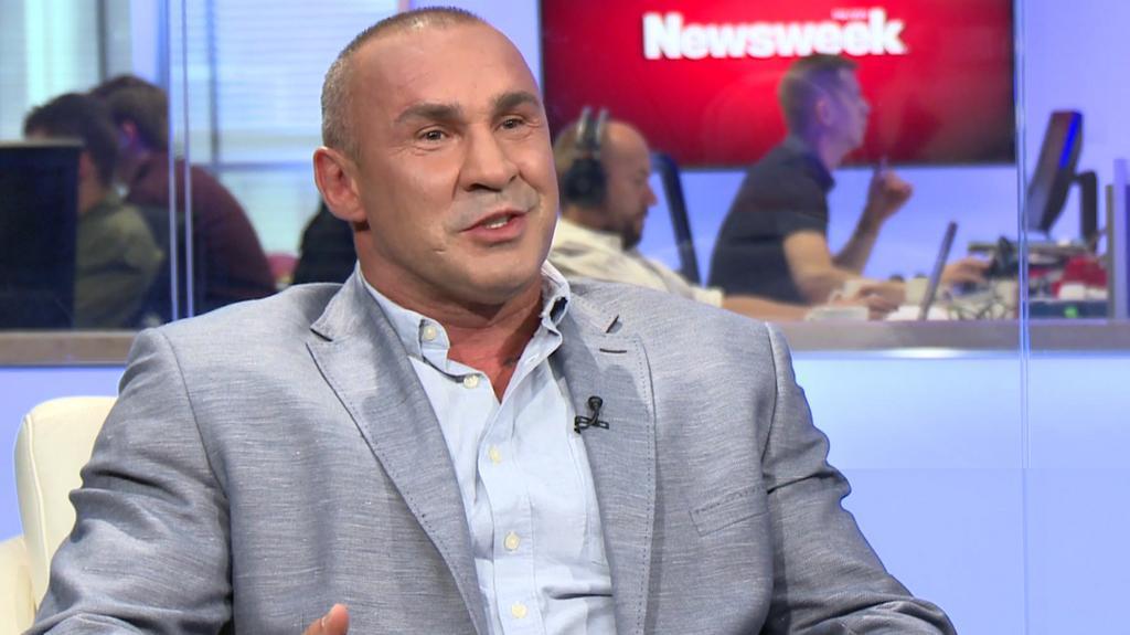 Tomasz Lis.: Rafał Trzaskowski, Radosław Majdan i Przemysław Saleta