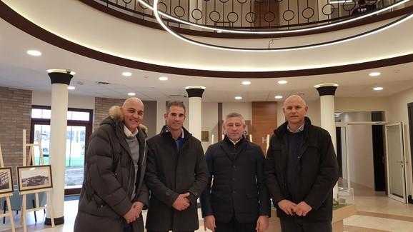 Kovačević, Palađi, Kokeza i Žemberi