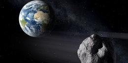 Alarm! W kierunku ziemi pędzi asteroida!