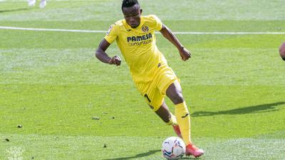 Samuel Chukwueze scores a fine goal and impresses against Barcelona