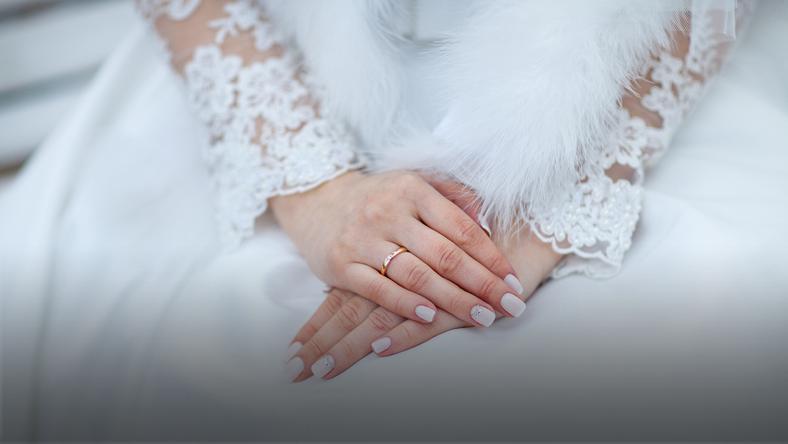 ślub 2018 Trendy W Manicure Jak Pomalować Paznokcie Na ślub ślub