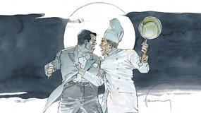 Trzy komiksy Hermanna Huppena
