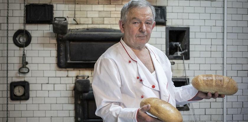 Gdańszczanin piecze chleb jak 100 lat temu!