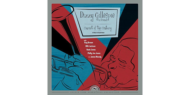 dizzy gillespie concert of the century cover promo naslovna