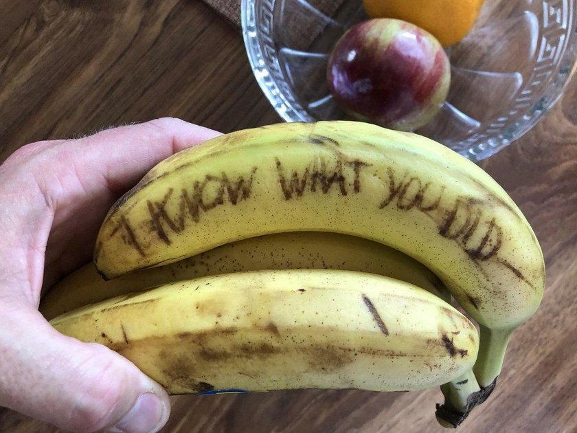 Bananowa wiadomość