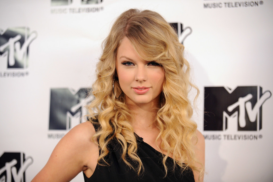 Taylor Swift w 2008 roku