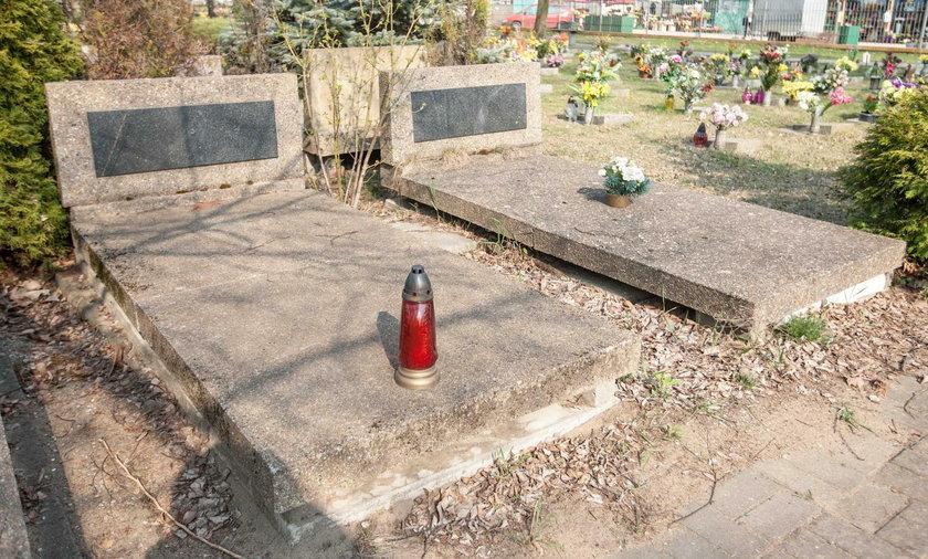 Nastolatek zdewastował sześć grobów.