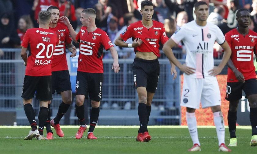 Ligue 1 - Stade Rennes v Paris St Germain