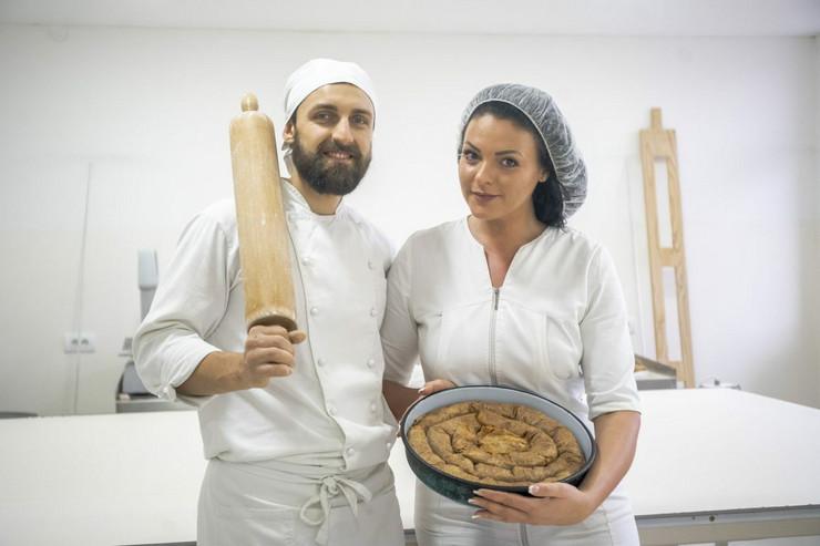 Aleksandar Arsenoski i Ana Majstorović