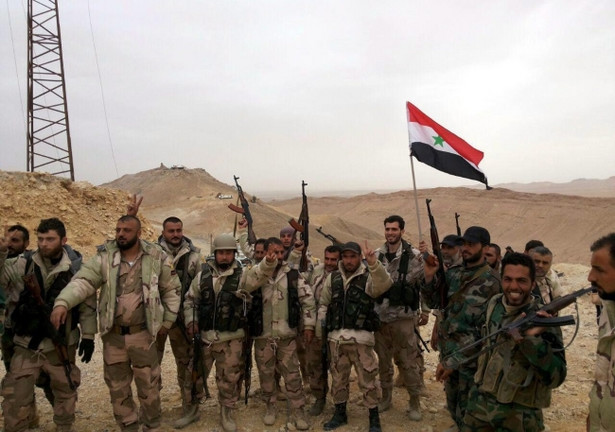 Syryjskie wojsko wierne prezydentowi Baszarowi el-Asadowi odniosło strategiczne zwycięstwo w walce z terroryzmem