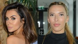 Natalia Siwiec i Ewa Chodakowska w identycznym bikini. Która lepiej?