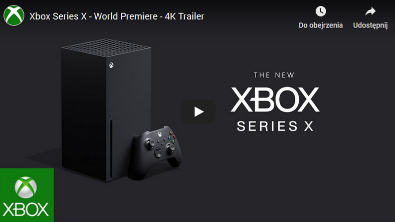 Microsoft Xbox X Series