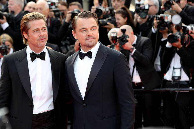 Bred Pit i Leonardo DiKaprio