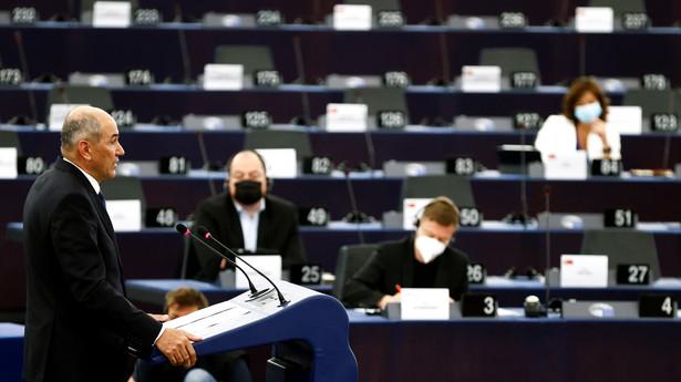 W debacie, która dotyczyła też praworządności w Polsce, wzięli udział polscy europarlamentarzyści.