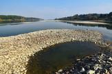 Banostor39 nizak vodostaj Dunava foto Nenad Mihajlovic